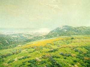 Granville Redmond, Silver and Gold, c. 1918