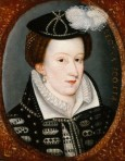 Mary Queen of Scots, c. 1560-1592, NPG 1766