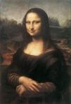 Leonardo da Vinci, Mona Lisa (La Gioconda), c1503-06