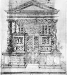 Giacomo Grimaldi, Old St. Peter's Chapel of Saint Simon and Jude (Bryn Mawr College)