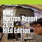 NMC Horizon Report > 2013 Higher Education Edition
