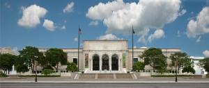 Detroit Institute of Art, Entrance Facade