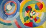 Robert Delaunay, Circular Forms, 1930 (Solomon R. Guggenheim Foundation, #2000.10)