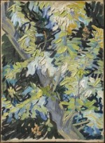 Vincent van Gogh, Acacia in Flowers (Stokholm, Nationalmuseum, #NM 5939)