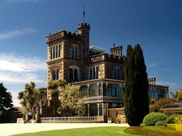 Larnach Castle, Dunedin, New Zealand. Image by Stephen Murphy