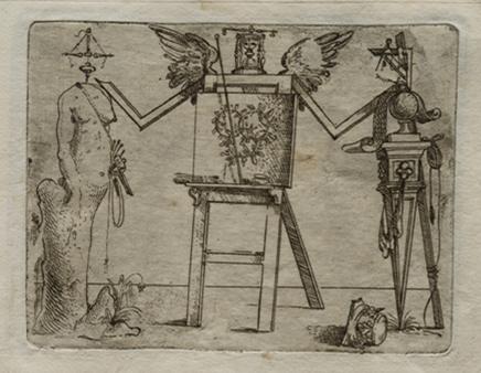 Giovanni Battista Braccelli, Bizzarie di varie figure / di Giouanbatista Braccelli, pittore fiorentin. [Livorno : s.n.], 1624. (courtesy Library of Congress. Lessing J. Rosenwald collection, 1345)