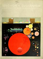 Cover of Second enlarged catalogue of the Solomon R. Guggenheim Collection of Non-objective Paintings : on exhibition from February 8, 1937 through February 28, 1937, compiled by Hilla Rebay von Ehrenwiesen (New York: The Bradford Press, Inc., 1937)