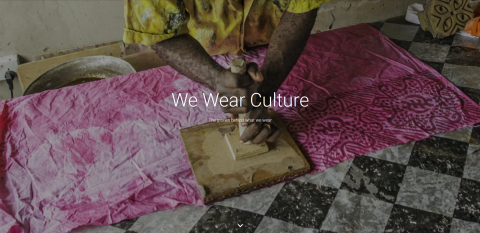 We Wear Culture: The stories behind what we wear